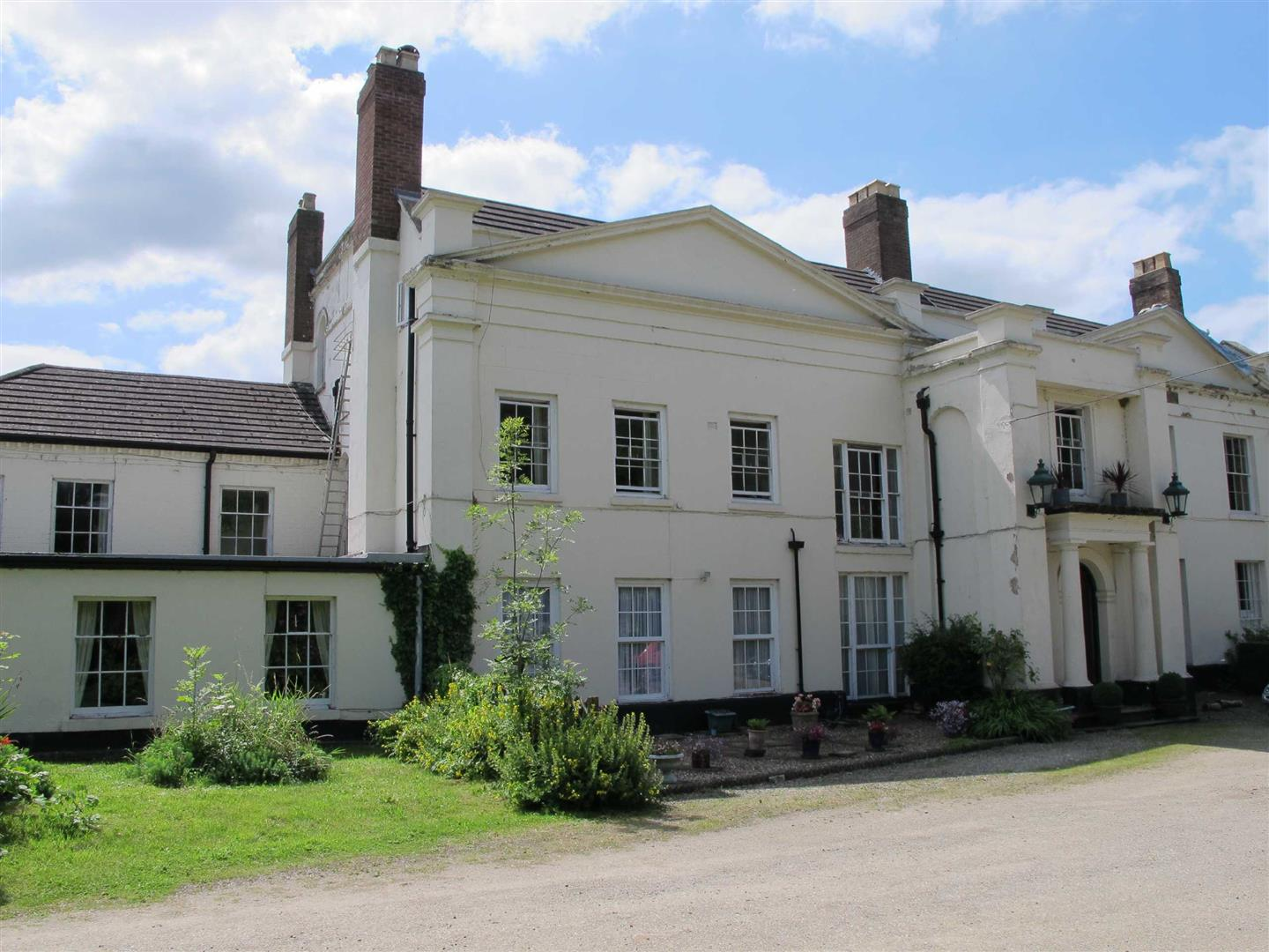 Eardiston House,  Tenbury Wells